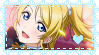 Eli Ayase stamp by nooshi-beans