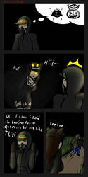 Halloween-queen wanted (REQUEST) by ChaosCat08