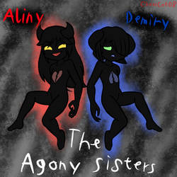 The Agony Sisters by ChaosCat08