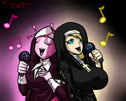 The Holy Duet
