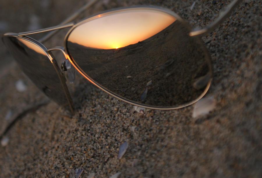 Sunset Sunglasses by NikkiLaLa
