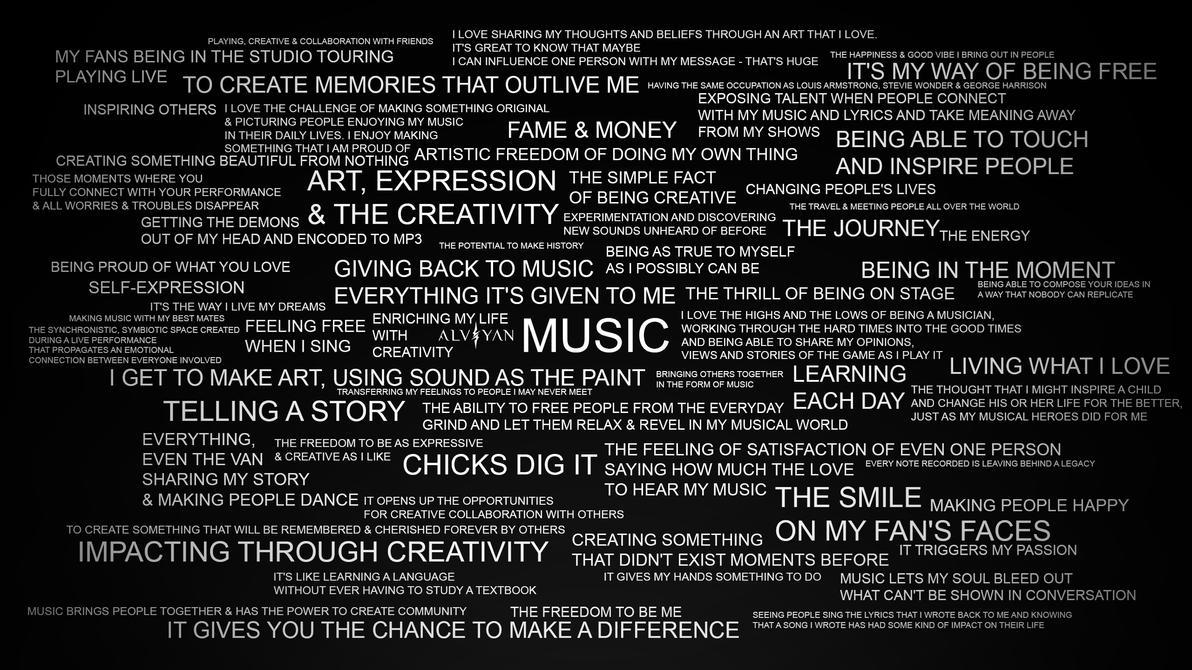 Alviyan Music Manifesto by deviantalviyan