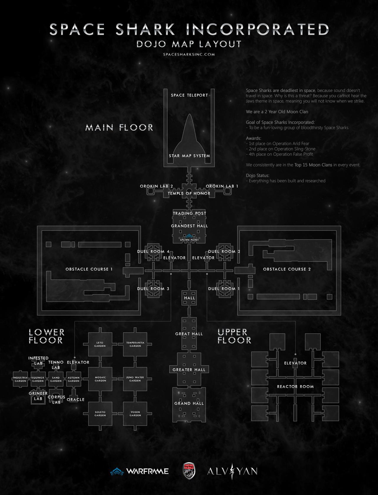 ... architectural design design dojo incorporated map original raden shark