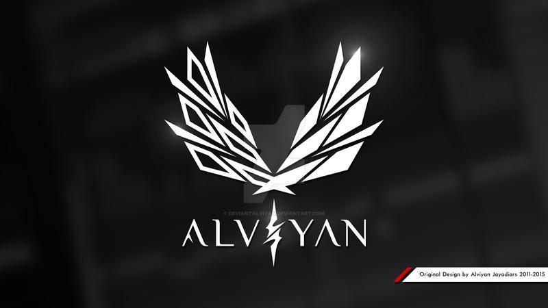 Alviyan Logo X1 by deviantalviyan