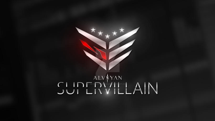 Alviyan - SUPERVILLAIN by deviantalviyan