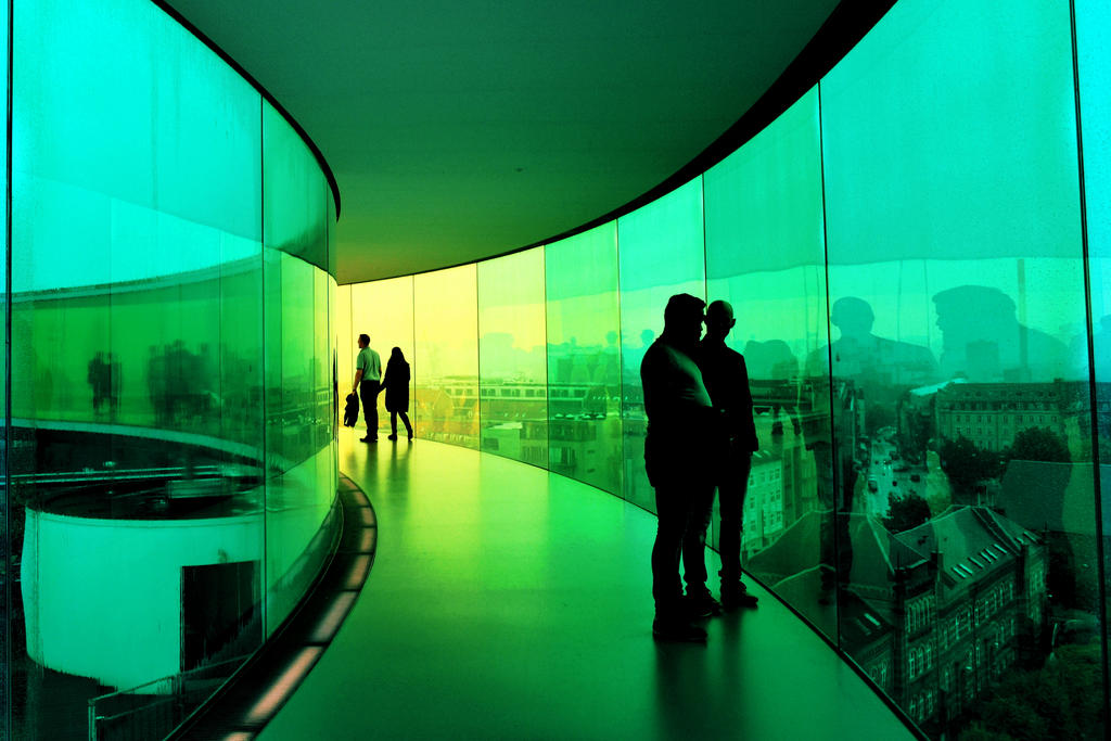 green panorama by xane117
