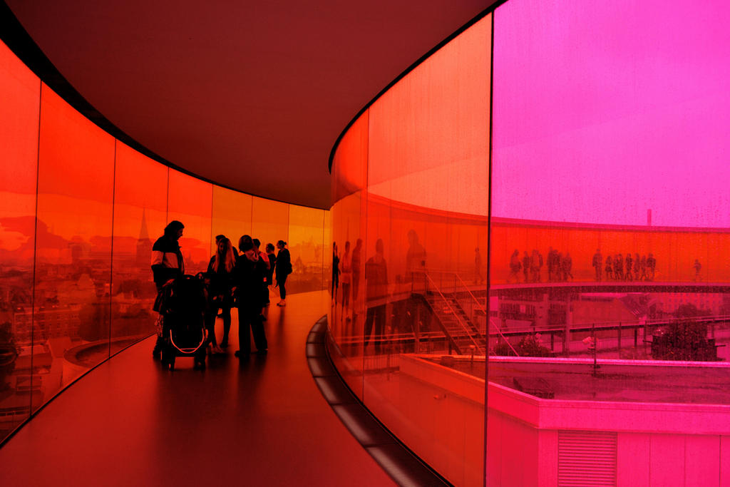 Red panorama by xane117