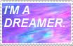 Dreamer stamp f2u by tacodoqqu