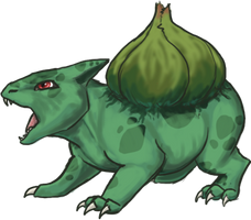 001: Bulbasaur by Lucario7727198
