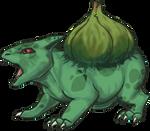 001: Bulbasaur