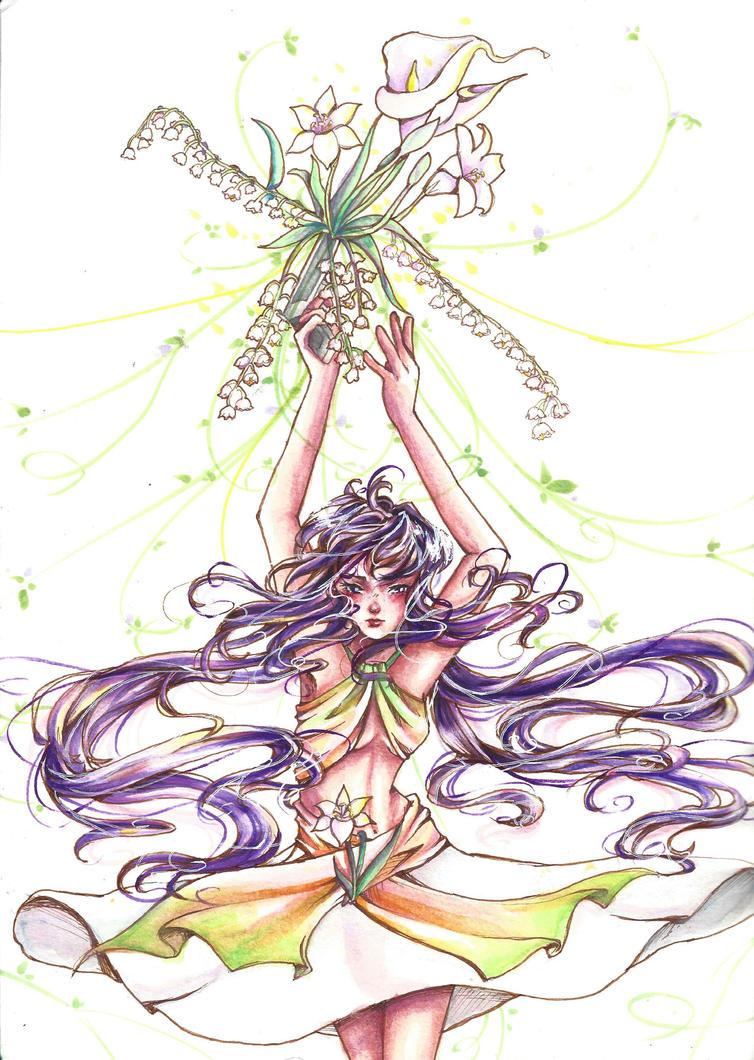 bloom by CHOCOCHIYOKO