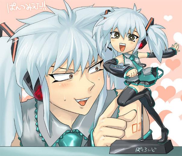 Yu-Gi-Oh!/GX/5D's/ZeXal - Page 6 Yami_Bakura_and_female_Bakura_by_ike3siye672