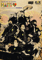 Linkin  Park for Haiti by RixTwelve