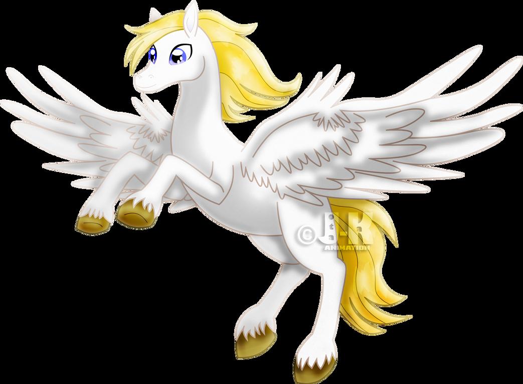 Pegasus by jotakaanimation