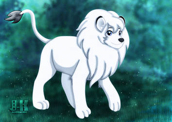 Jungle Emperor Leo_Kimba the White Lion by jotakaanimation