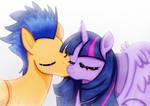 Flashlight_kissing the princess
