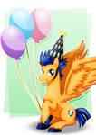 Flash Sentry_Happy Birthday