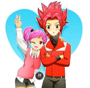 Roy y Ari