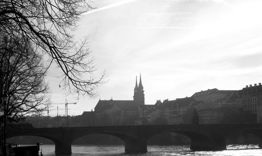 Basel in black and white by CiaSalonica