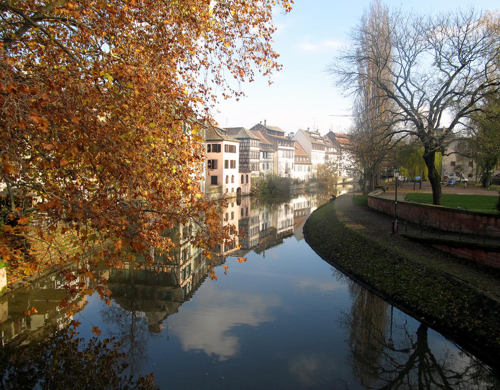 Strasbourg nature by CiaSalonica