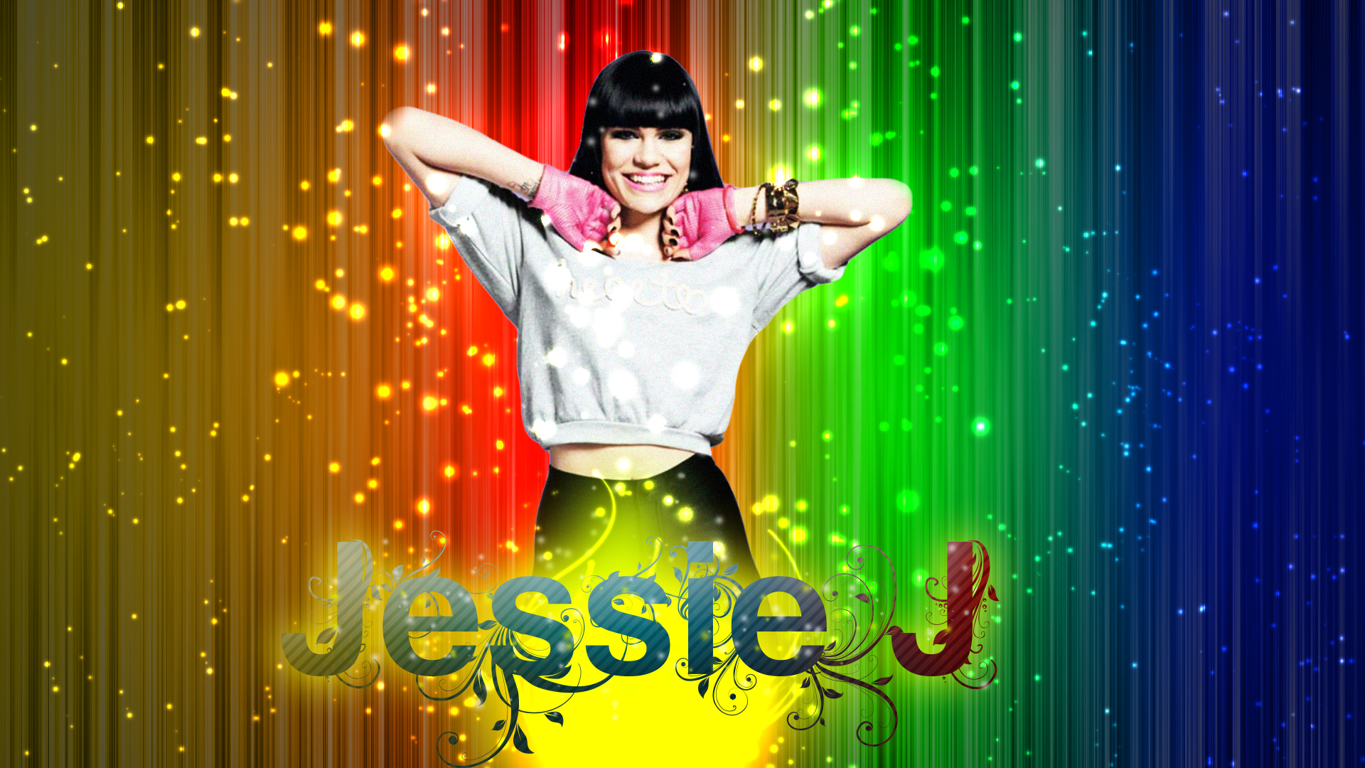 jessie j 2012 wallpaper