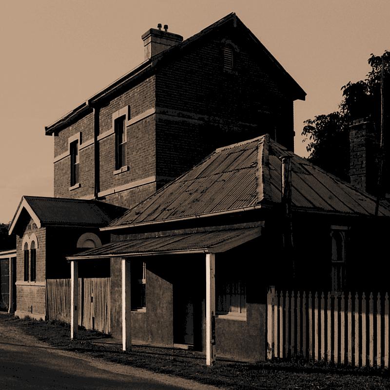 Sofala Post Office by WildWassa