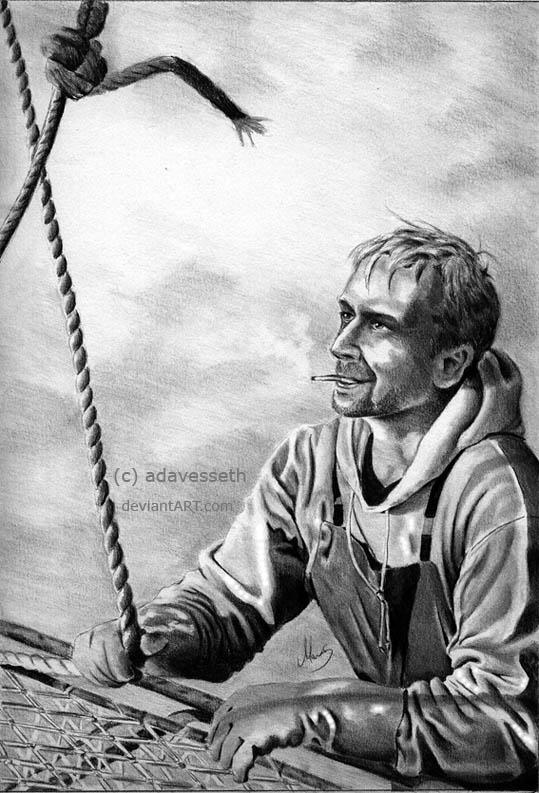 Fisherman by adavesseth
