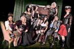 Charleston Steampunk Group Photo