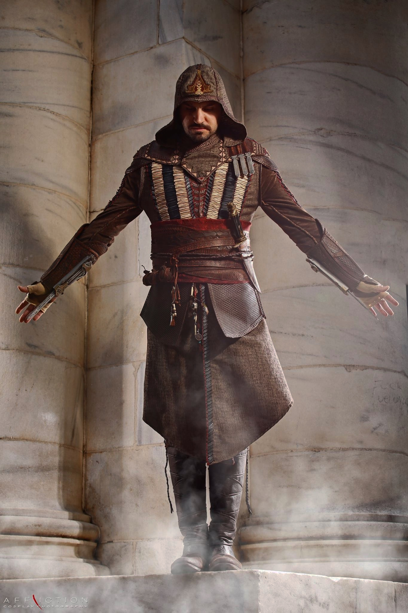 Assassins Creed Movie Aguilar by Challenger70TA