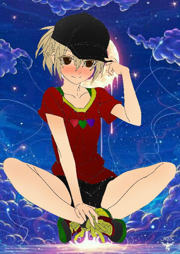 Leila-Chan (Version Anime) by CarlaSalujaMagiVCYY