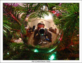 My Christmas Tree by kali2005