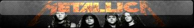 Metallica Fan Button