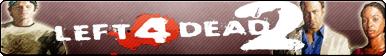 Left 4 Dead 2 fan button by sinh95