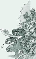 SoK: one man army by kiyo