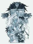 Abyssals: Black Wedding