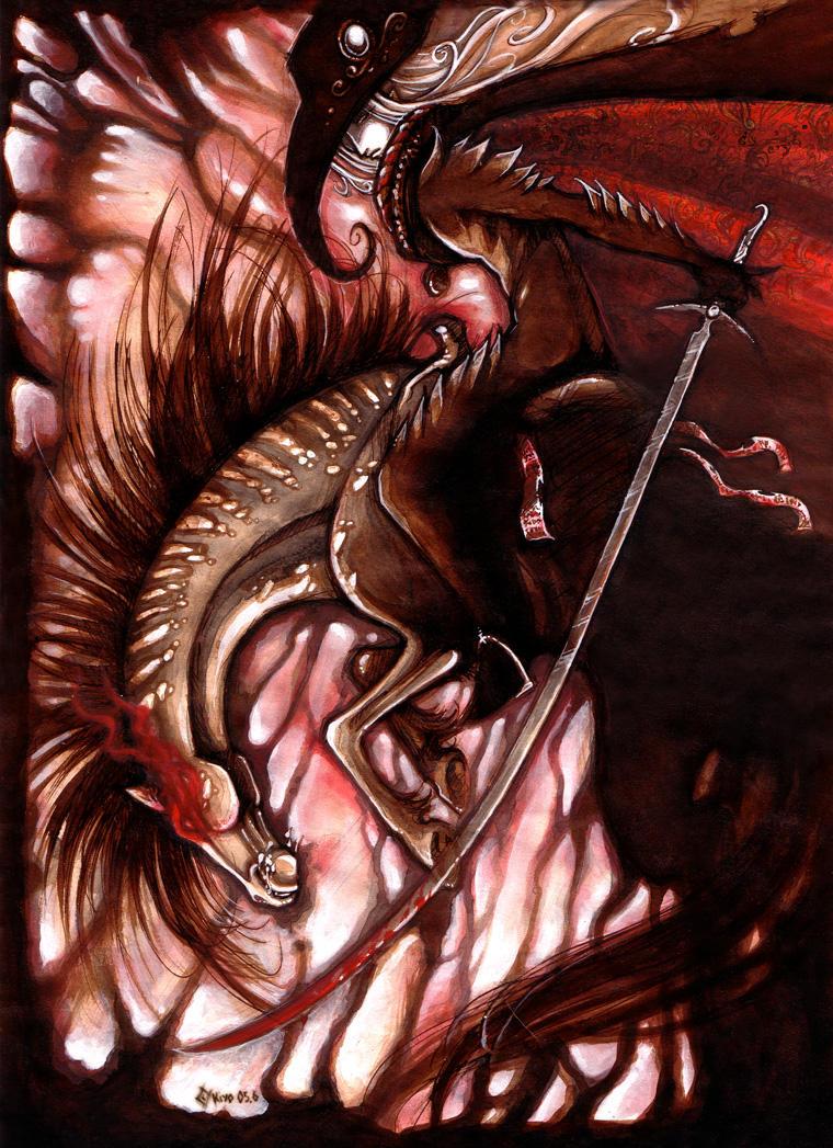 + hunter by kiyo