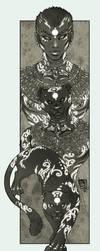 2e Lunars - Magnificent Jaguar by kiyo