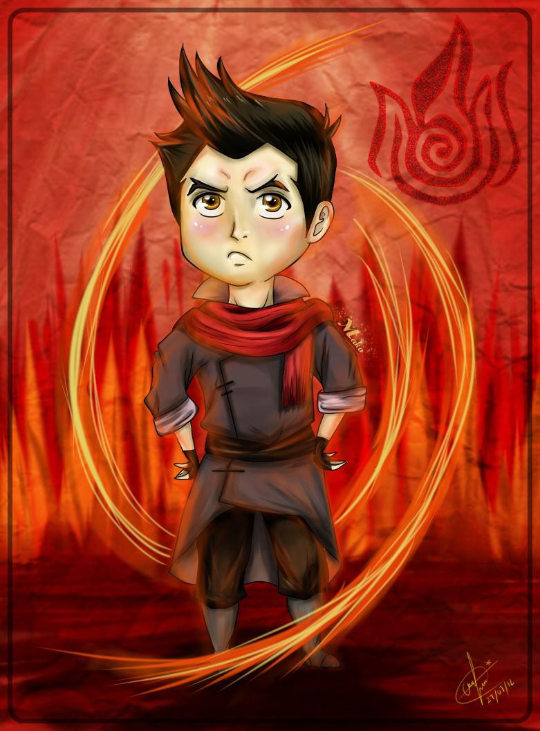 Mako is really hot by DarkyLu