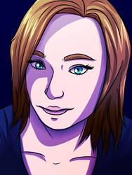 Digital Portraits by Inksblots