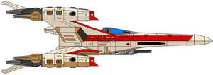 Starfury Thunderbolt X-Wing
