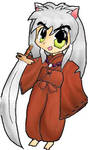 Inu Yasha CG for MouseGirl