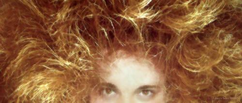 Hair of Fire... by kentuski