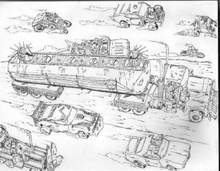 Mad Max  2B by BROKENHILL