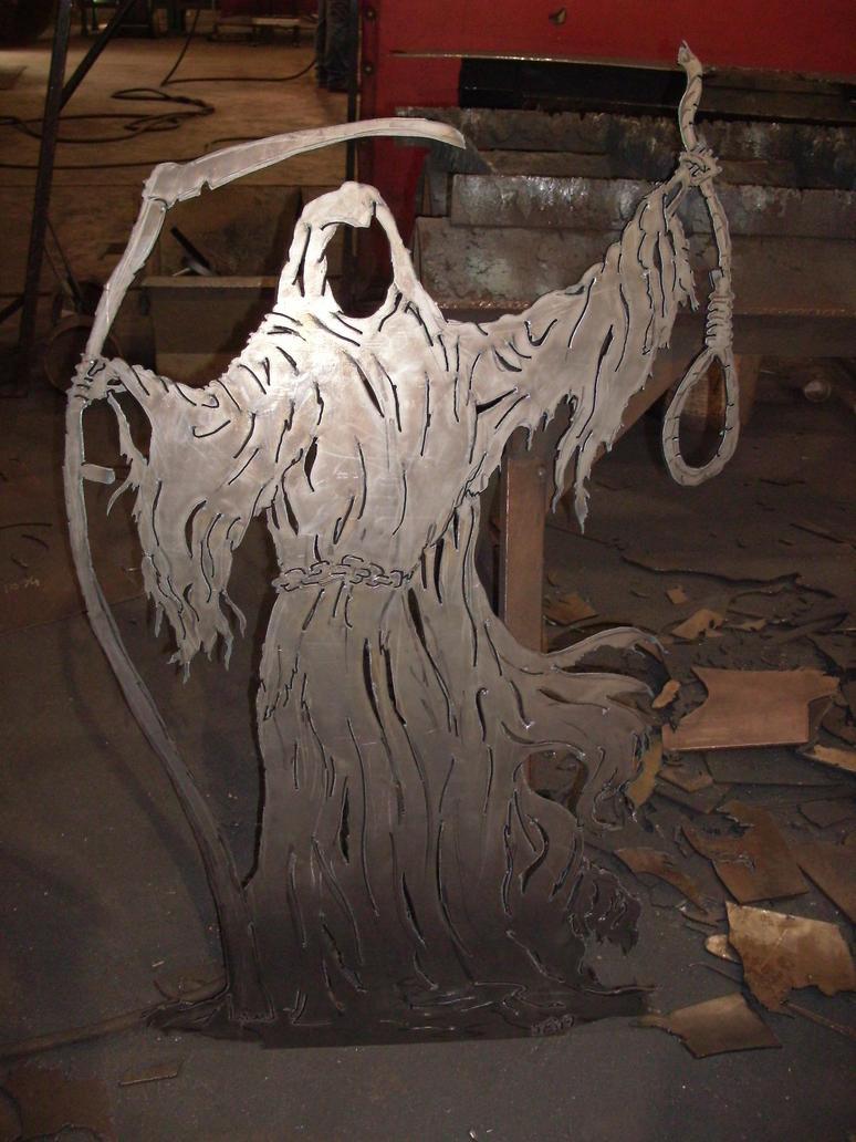 Steel Grim Reaper by BROKENHILL