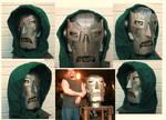 300lb Giant  Steel Doctor Doom