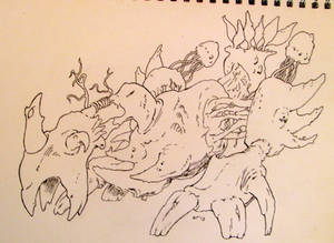 weird Monster