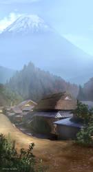 Shinsengumi Background by nictey