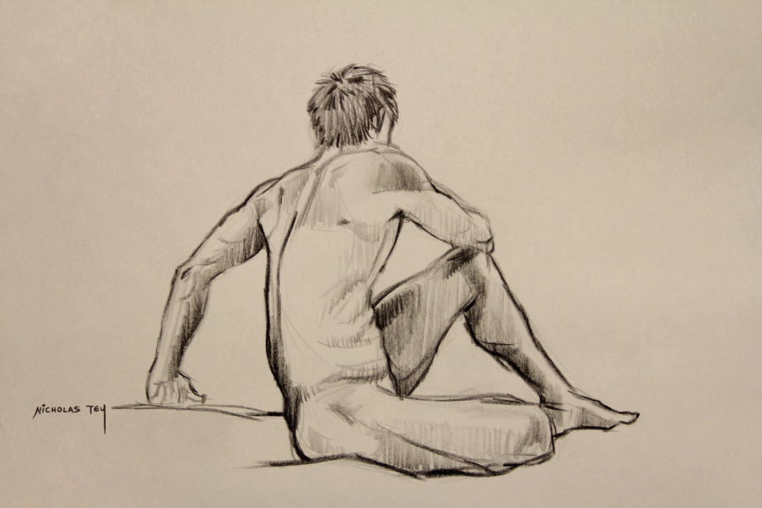 Life Drawing 3 by nictey