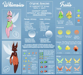 Whimsy Species Sheet by xLugiaLuver1x
