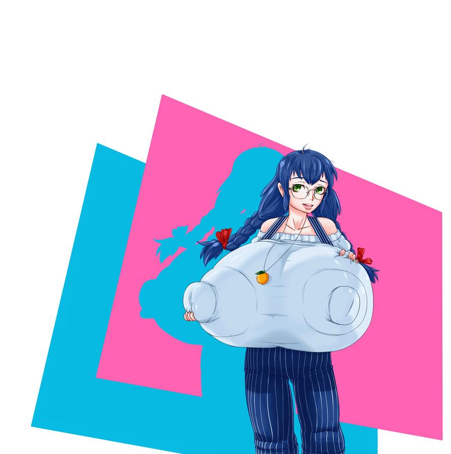 Aoi first by RyohjiHeavyIndustry